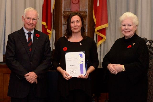 Caring Canadian Award Presentation